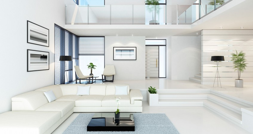 Smarthus huset kan fjernbetjenes