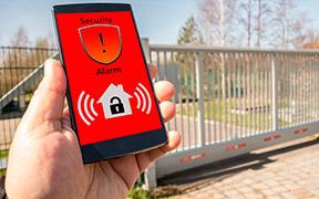 Sikkerhet via mobiltelefon