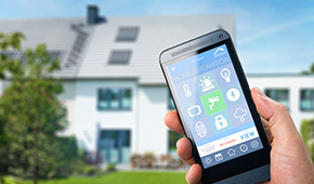 Smarte løsninger for hus og hjem